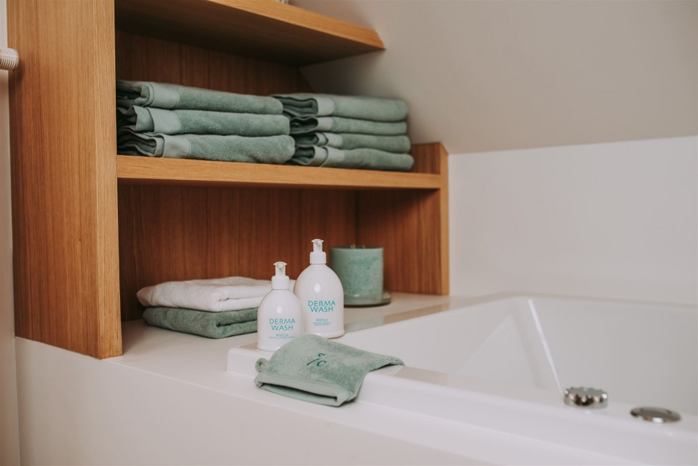 Spa moment in huis