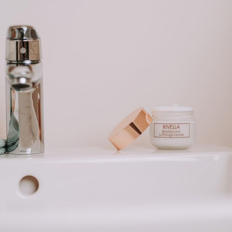 Water in verzorgingsproducten