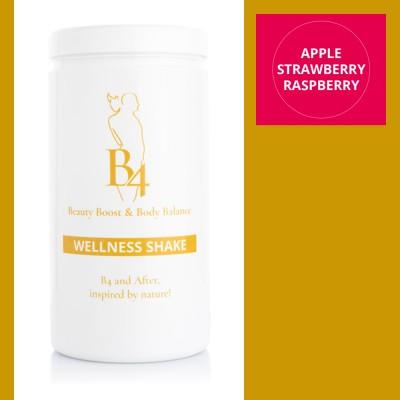 Wellness Shake Red Fruit Garden
