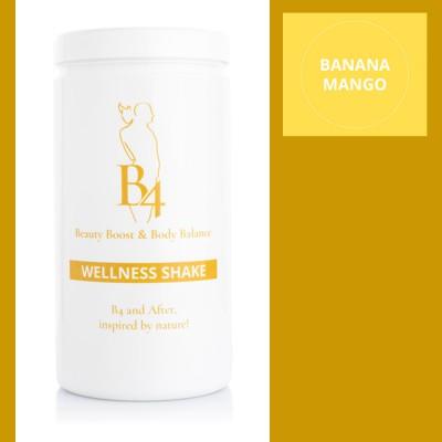 Wellness Shake Exotic Fruit Mix